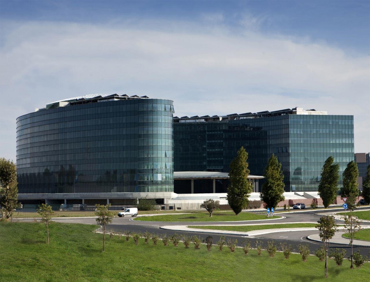 Da vinci business center roma 04 isa spa for Roma business center